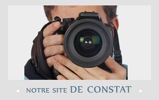 Constat par la SCP LEMALE - DESMULLIER - MERCADIER